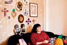 Fempower bei DaWanda: Illustratorin und Mexiko-Fan Frau Ines | Femtastics