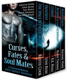 Curses, Fates & Soul Mates: 5 Paranormal New Adult Novels