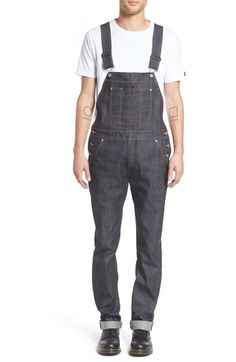 Frank 2018 New Korean Version Of Denim Jumpsuits Mens Trend Tooling Suspenders Youth Hole Jeans Men's Clothing