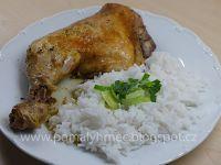 Pomalý hrnec: Kuřecí čtvrtky na másle a kmíně v pomalém hrnci Poultry, Crockpot, Slow Cooker, Pork, Chicken, Meat, Blog, Kale Stir Fry, Backyard Chickens