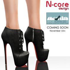 Ncore - http://maps.secondlife.com/secondlife/Shoetopia%202/62/63/503