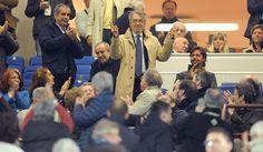 Moratti lascia l'Inter: da Vampeta al Triplete, una vita da Presidente