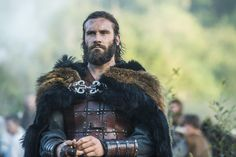 I'd die and go to Valhalla with you, Rollo.