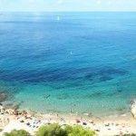 Calas de Benidorm y playas cercanas con encanto