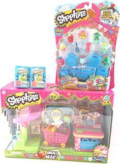 Bundle - 4 Items: Shopkins Supermarket Playset, Shopkins 12 Pack, (2) 2 Shopkins Basket Moose http://www.amazon.com/dp/B00NRVYGUE/ref=cm_sw_r_pi_dp_C6LBub1MQAMZ9
