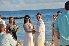 Key West -svatba na pláži