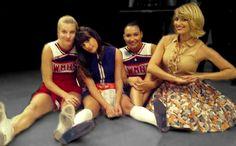 Faberryttana .... Heather Morris , Lea Michele , Naya Rivera & Dianna Agron :D