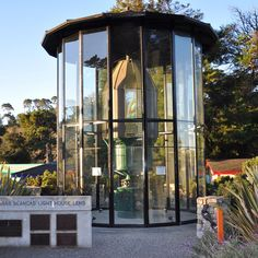 About the Piedras Blancas Lighthouse
