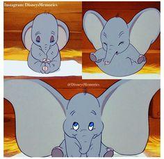 Dumbo - soo cute.