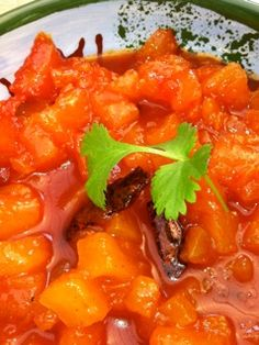 Full of goodness - Spicy Pineapple Chutney
