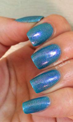 ehmkay nails: I'll Be Sea...ing You -  Emily's Imagination