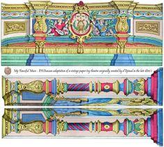 antique paper theatres | EKDuncan - My Fanciful Muse: Vintage Images, More paper theatre bits