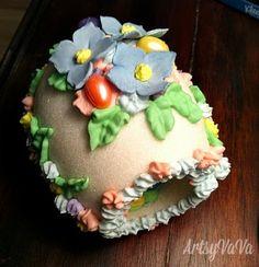 Artsy VaVa: Sugar Eggs