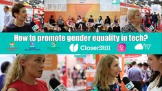 How to promote gender equality in tech?  Cloud Expo Asia 2016