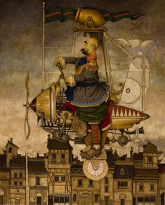 Steampunk Tendencies | Daron Mouradyan