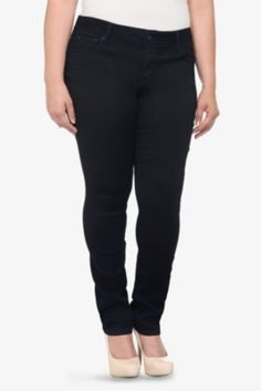Torrid Denim - Black Skinny Jean (Extra Tall) sz24