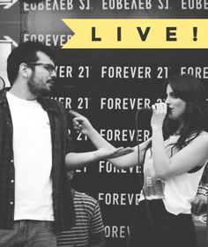 #LIVE ♫ Mirá lo que fue el recital de @MalaTuyaBanda en el puente de @Forever21 ♫ ☞http://goo.gl/tsSU1f