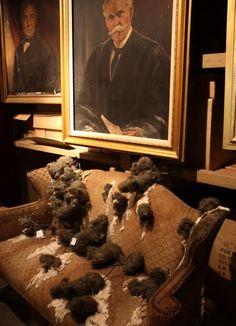 Backyard Exotica: HALLOWEEN AT ROGER'S GARDENS - BLACKSTONE THEATER