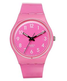 Think pink, Swatch