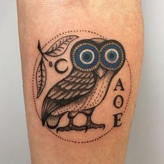 55 Greek Eye Tattoos ❖❖❖  #greek #tattoos ❖❖❖ The eyes are the mirror of the soul and the symbol of spiritual and mental expressions from the sensory perceptions.  According to ancient beliefs, the eyes are able to emit and receive varied energies.  And to remove the bad vibrations emanated by the eyes, a very popular amulet was created: the Greek eye . Of Islamic origin, it was used primarily...