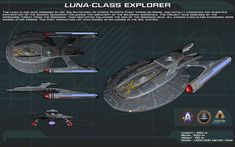 Luna Class ortho [New] by unusualsuspex.deviantart.com on @DeviantArt