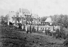 Vintage photos of mansions and estates in N.J. | NJ.com