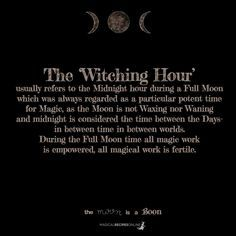 The Magic of the Moon can become yours! Magical Recipes Online The Magic of the Moon can become yours! Wiccan Witch, Wiccan Spells, Magic Spells, Magick, Easy Spells, Wiccan Magic, Green Witchcraft, Moon Witch, Witch Spell