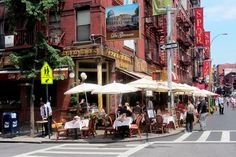 Da Gennaro Little Italy NY - Fantastic little Italian, with great food & service, Awesome sangria!