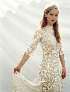 Jennifer Lawrence: Crochet In The World Of Celebs