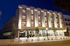Hotel Estrela de Fátima, situado na rua mesmo ao lado do Santuário de Fátima   Ourém   Portugal   Escapadelas ®