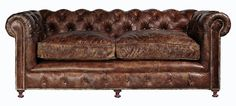 Tuffted Sofa... Must find for new home!!!