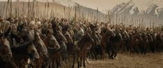 The Ride of the Rohirrim speech: The Return of the King