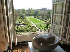 Rodin Museum, Paris. A must-visit on a honeymoon!