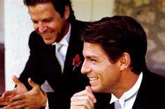 El #padrino de la #boda debe vestir como el #novio, siguiendo las mismas reglas de etiqueta