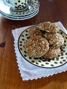 Ma Blogeria: ~~ עוגיות קפה ואגוזים מצופות אגוזים. קלות להכנה ו נ-ה-ד-ר-ו-ת! ~~