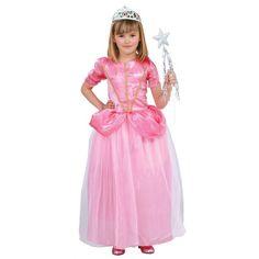 Comprar Disfraz de Princesa rosa para el Baile de medianoche. Para niñas de 7 a 12 años.
