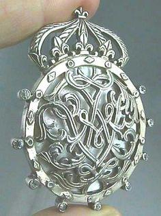 Vintage Nettie Rosenstein Sterling Filigree & by jewelry1925, $195.00