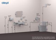 #toaleta #niepelnosprawni #poręcz #uchwyt #łazienka #WC #montaż