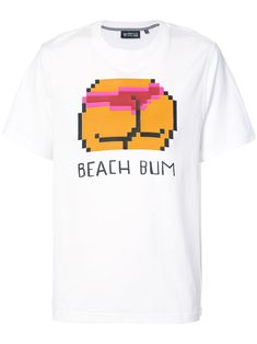 Mostly Heard Rarely Seen Beach Bum T-shirt - Farfetch T Shirt Vest, 8 Bit, Beach Bum, Size Clothing, Shirt Designs, Women Wear, Shirts, Tees, Mens Tops