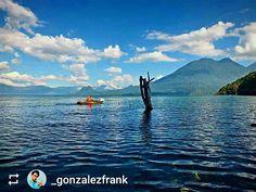 #Follow @_gonzalezfrank: On the shores of #Lake #Atitlan #Guatemala #ILoveAtitlan #AmoAtitlan #Travel #Volcano #LakeAtitlan #LagoAtitlan #CentralAmerica by okatitlan