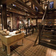 Restaurant \'de Lichtfabriek\' Gouda | industrial | Inspiratie ...