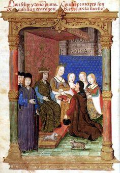 Juana of Castile | Doña Juana de Castilla-León y Aragón | Elegant Survival News