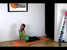 FREE Upper Body Stretch BARLATES BODY BLITZ - YouTube