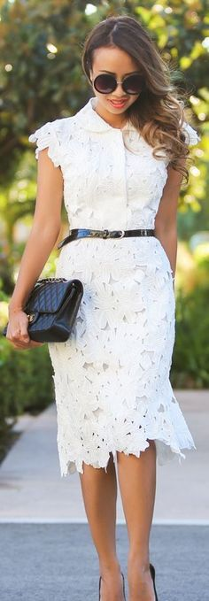 white midi dresses 15 best outfits