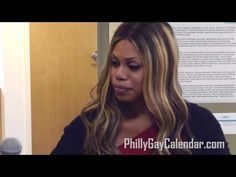 Video: Interview with Laverne Cox