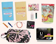Hello Flo First Period Kit