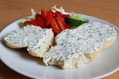 Hrátky s pekáči od Káči: Domácí smetanový sýr Feta, Dairy, Cheese