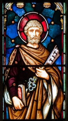 Being Catholic by M. J. Joachim: Getting to Know St. Peter – A Man with a Great Capacity to Love!