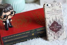 Smartphone Case . Marauders Map Harry Potter