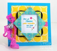 Not all those... by tradergirl - Cards and Paper Crafts at Splitcoaststampers